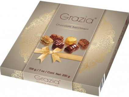 Bonboniéra Grazia Chocolate Assortment 200g