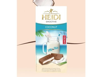 Heidi Smoothie Coconut 90g