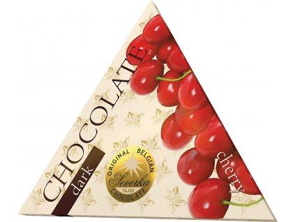 Severka Hořká čokoláda s třešněmi 50g