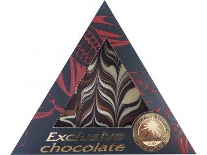 Severka mléčná čokoláda tříbarevná 50g