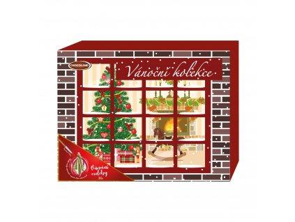 Chocoland Vánoční kolekce Vánoční pohoda 400g