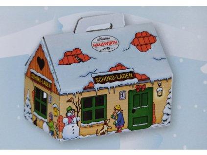 Hauswirt Vánoční domeček 160g