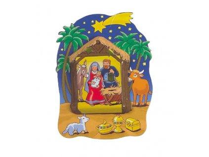 Storz Vánoční betlém 12,5g