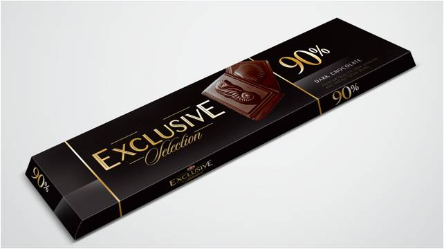 Taitau Vysokoprocentní čokoláda 90% 50g