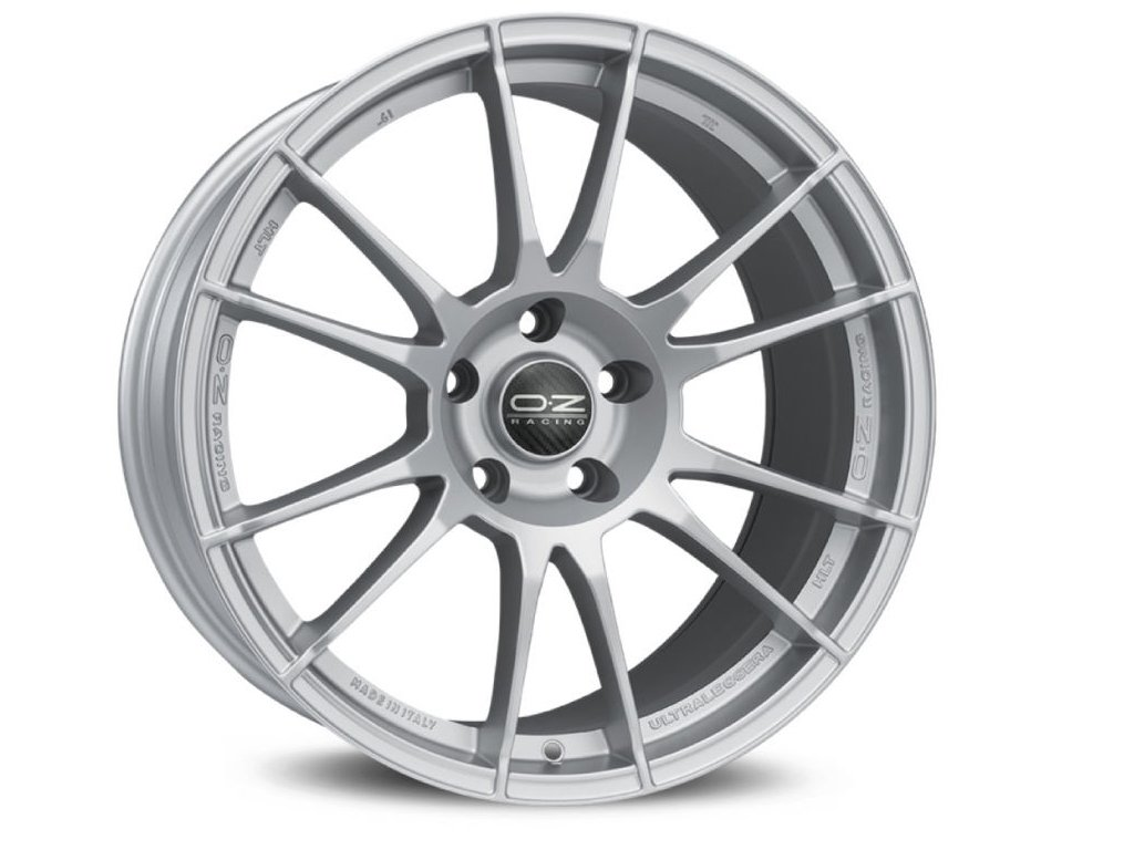 OZ ULTRALEGGERA HLT CL 20x11,5 5x130 ET48 MATT RACE SILVER