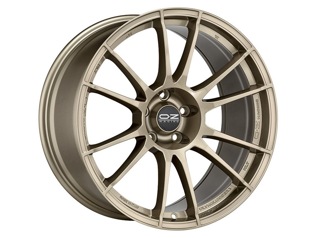 OZ ULTRALEGGERA HLT 20x8,5 5x130 ET55 WHITE GOLD