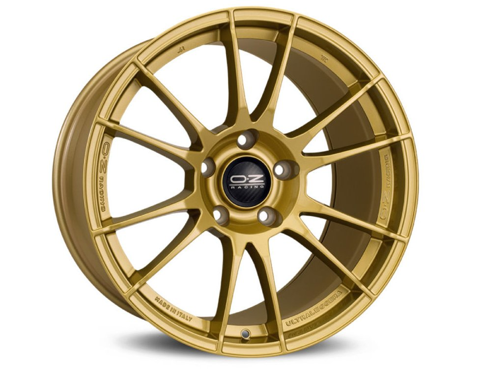OZ ULTRALEGGERA 18x7,5 5x100 ET48 RACE GOLD