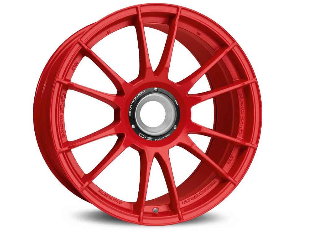 OZ ULTRALEGGERA HLT CL 19x9 5x130 ET47 RED