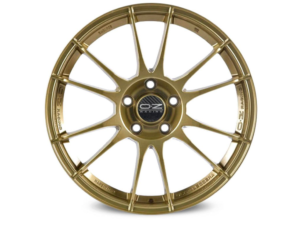 OZ ULTRALEGGERA HLT 19x9 5x112 ET30 RACE GOLD
