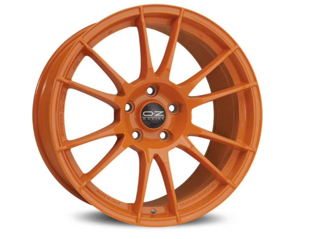 OZ ULTRALEGGERA HLT 19x10 5x130 ET40 ORANGE