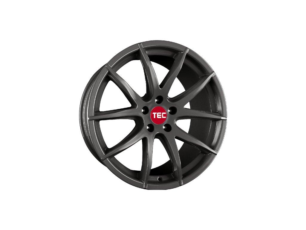 Alu kola TEC Speedwheels GT3 20x9J 5x114,3 ET38 CB72,5 gun-metal