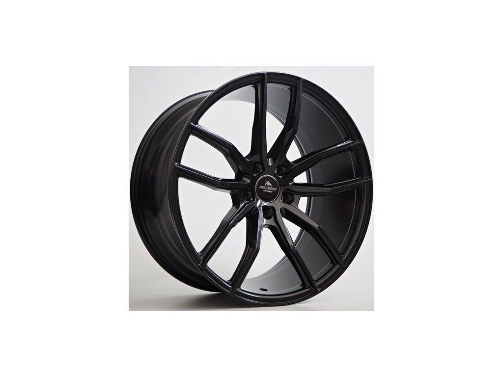 Alu kola Forzza Sigma 10X20 5X120 ET40 74,1 Black