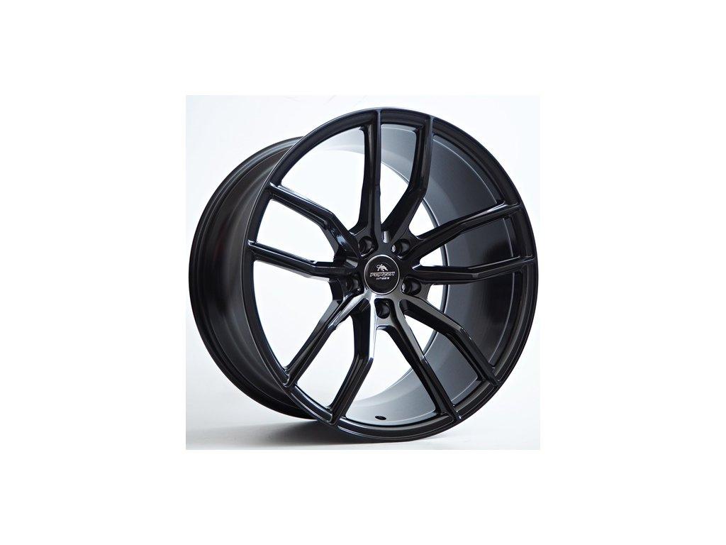 Alu kola Forzza Sigma 11X20 5X120 ET37 74,1 Black
