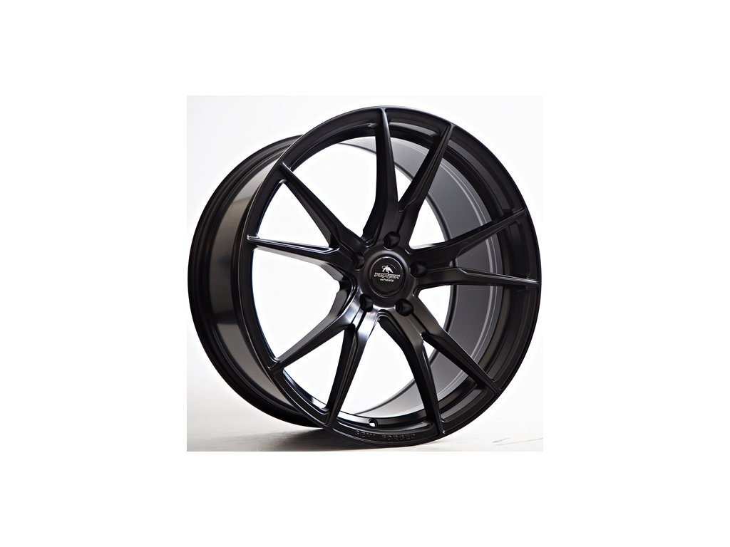 Alu kola Forzza Ultra 9x20 5x120 ET32 YU5619 CB72,56 Satin Black