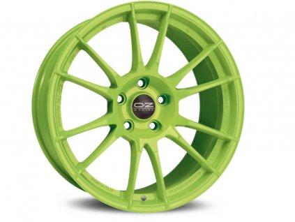 OZ ULTRALEGGERA HLT 20x12 5x120,65 ET57 ACID GREEN