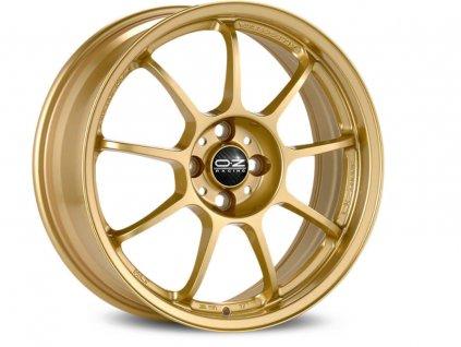 OZ ALLEGGERITA HLT 4F 16x7 4x100 ET42 RACE GOLD