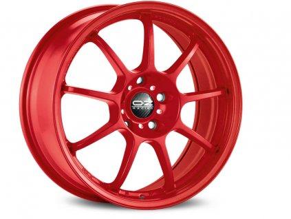 OZ ALLEGGERITA HLT 4F 16x7 4x100 ET42 RED