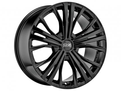 OZ CORTINA 19x10 5x120 ET40 GLOSS BLACK