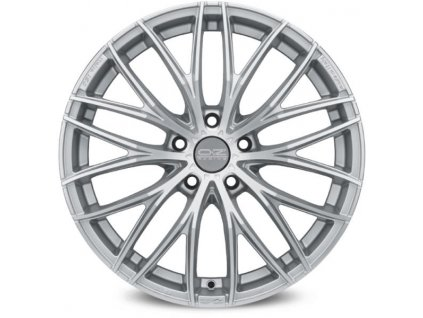 OZ ITALIA 150 17x7 5x114,3 ET45 MATT RACE SILVER DIAMOND CUT