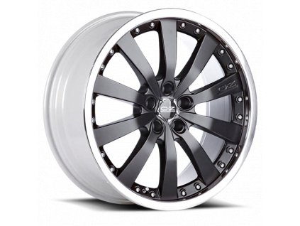 OZ MICHELANGELO II PL 19x9,5 5x112 ET45 MATT BLACK