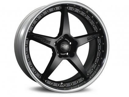 OZ CRONO III 20x11 5x112 ET51 MATT BLACK