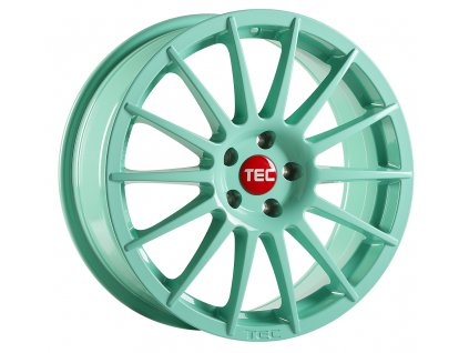 Alu kola TEC Speedwheels AS2 18x8J 4x108 ET45 CB63,4 mint