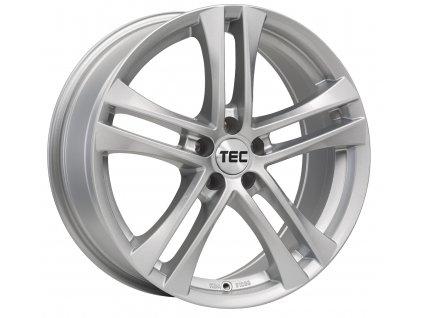 Alu kola TEC Speedwheels AS4 16x7J 5x112 ET48 CB72,5 bright-silver