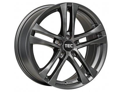 Alu kola TEC Speedwheels AS4 16x7J 5x112 ET48 CB72,5 gun-metal