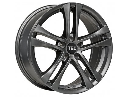 Alu kola TEC Speedwheels AS4 18x8J 5x114,3 ET45 CB72,5 gun-metal