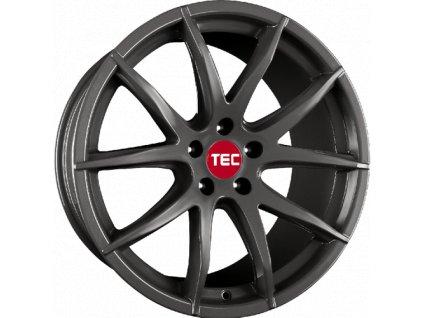 Alu kola TEC Speedwheels GT3 19x9,5J 5x120 ET38 CB72,5 gun-metal