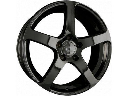 Alu kola TEC Speedwheels GT5 20x11,5J 5x130 ET56 CB71,5 black-glossy