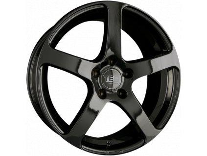 Alu kola TEC Speedwheels GT5 18x8,5J 5x130 ET52 CB71,5 black-glossy