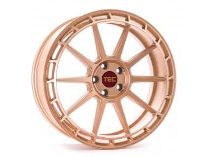 Alu kola TEC Speedwheels GT8 20x9J 5x112 ET45 CB72,5 Ros?-Gold