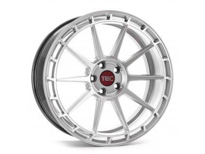 Alu kola TEC Speedwheels GT8 18X8J 5x120 ET35 CB72,6 hyper-silver