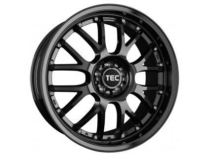 Alu kolaTEC Speedwheels GT-AR1 17x7J 4x108 ET40 CB63,4 black-glossy