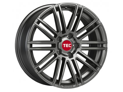Alu kola TEC Speedwheels AS3  5x112 ET45 CB72,5 gun-metal