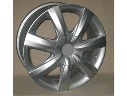 Alu kola design Honda 17x7 5x114.3 ET55 64.1 stříbrné