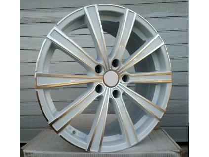 Alu kola design RS Wheels 18x8 5x112 ET39 66,6 bílé