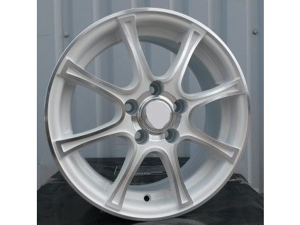 Alu kola design RS Wheels 14x5,5 4x100 ET39 73,1 bílé