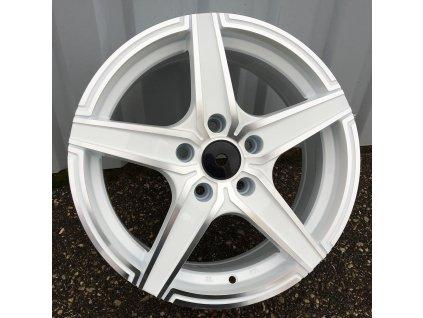 Alu kola design RS Wheels 16x6,5 5x112 ET39 66,6 bílé