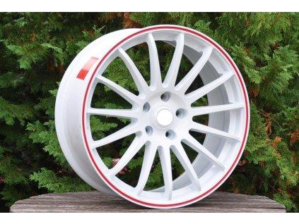 Alu kola design RS Wheels 15x6 5x112 ET47 73,1 bílé