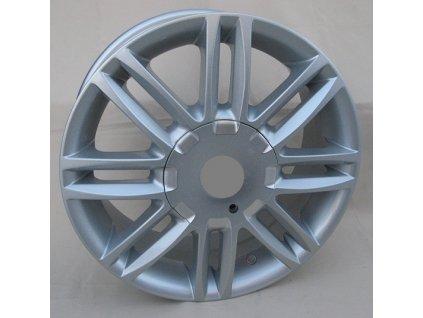 Alu kola design Renault 15x6 4x100 ET40 60,1 stříbrné