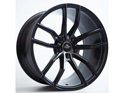 Alu kola Forzza Sigma 10,5X20 5X114,3 ET40 73,1 Black