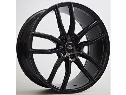 Alu kola Forzza Sigma 9X20 5X120 ET32 72,56 Black
