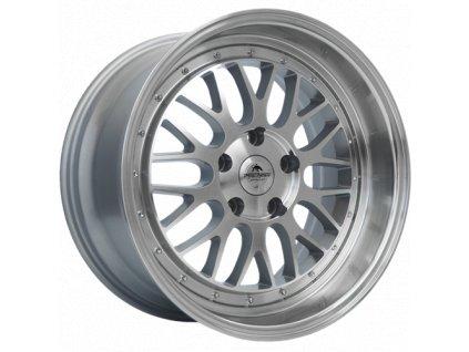 Alu kola Forzza Spot 9,5X18 5X120 ET30 72,56 SFM