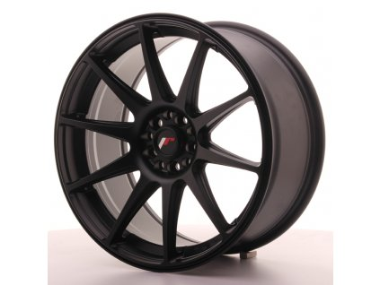 Alu kola Japan Racing JR11 18x8,5 ET30 5x114/120 Flat Black