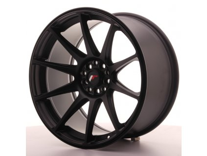 Alu kola Japan Racing JR11 18x9,5 ET22 5x114/120 Flat Black