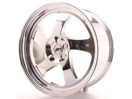 Alu kola Japan Racing JR15 19x8,5 ET35-40 BLANK Vacum Chrome