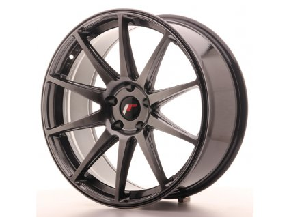 Alu kola Japan Racing JR16 19x10 ET35 5x112 Silver Machined Face