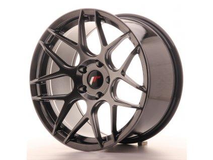 Alu kola Japan Racing JR18 18x9,5 ET40 5x112 Hyper Black